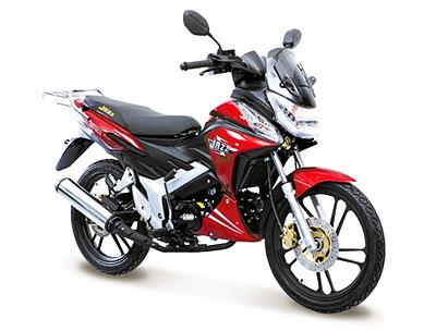 Мотоцикл ABM Jazz 125