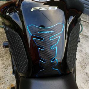 3D Наклейки на бак мотоцикла