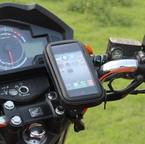 Держатель для телефона на руль мотоцикла