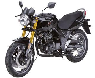 мотоцикл Baltmotors Street 125 DD