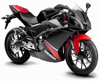 Мотоцикл Derbi GPR 125 Racing