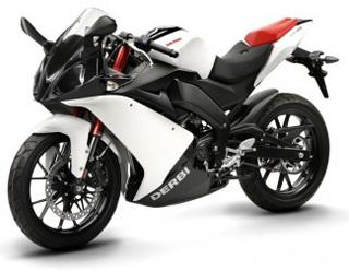 спортивный мотоцикл Derbi GPR 125