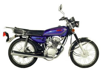 Дорожный мотоцикл Patron Simpler 125