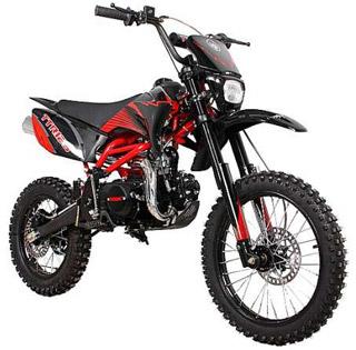 кроссовый мотоцикл Irbis TTR 125