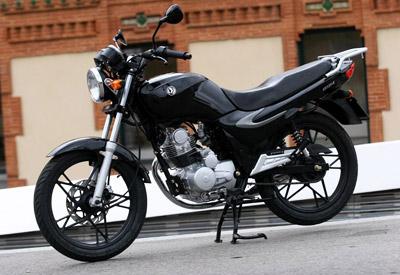 Мотоцикл SYM XS 125 K