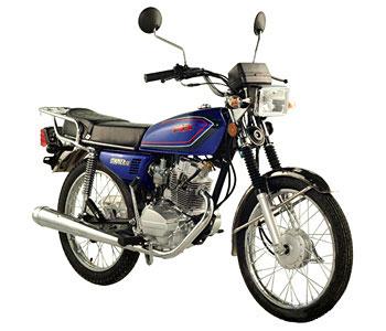 Мотоцикл Patron Simpler 125