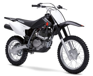 Кроссовые мотоциклы 125 - Suzuki DRZ 125