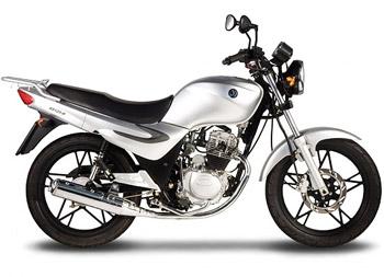 Тайваньский дорожный мотоцикл SYM XS 125 K