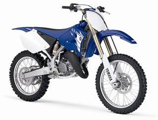 Кроссовые мотоциклы 125 - Yamaha 125cc
