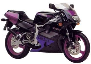 Yamaha TZR 125 R