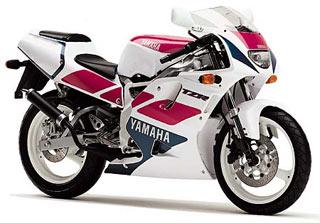 Мотоцикл Yamaha TZR 125