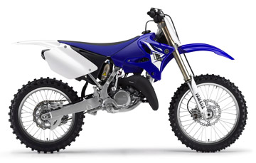 Yamaha YZ 125 2014 год
